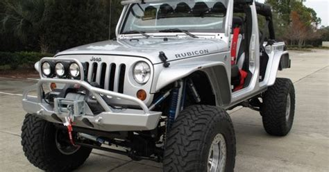 Decked Out Jeep Wrangler 4 Door Jeep Rubicon All Decked Out Vehicles
