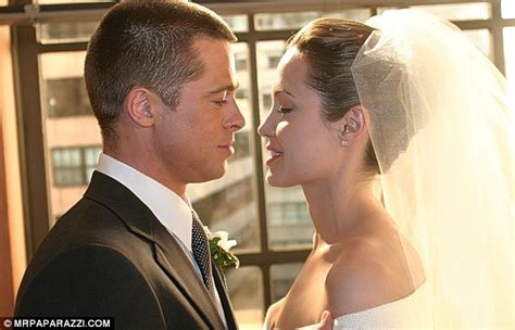 Brad Took Secret Vows by Brad Pitt And Tipped To Tie The Knot This