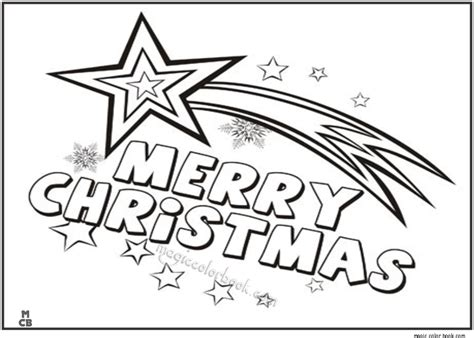 Merry Christmas Coloring Pictures Merry Coloring Pages