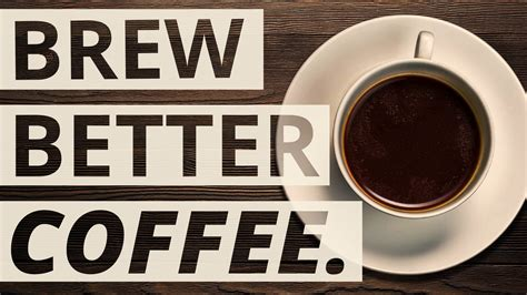 Brew Coffee House by Brew Better Coffee Header Better Coffee At Home