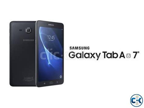Samsung Tab A6 4g samsung tab a6 2016 4g 32 gb new malaysia original boxed clickbd