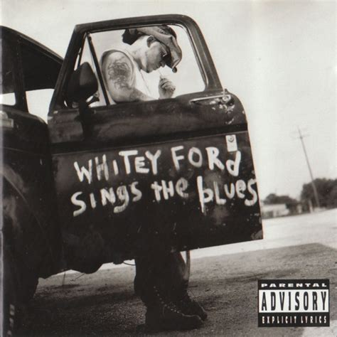 everlast whitey ford sings  blues releases discogs