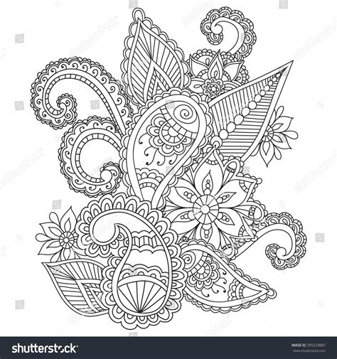 coloring pages for adults vector mehndi coloring pages colorings me