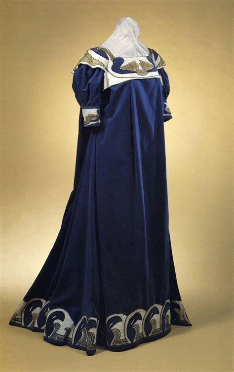 Henny Dress teas gowns nouveau 1890 s fashion beautiful