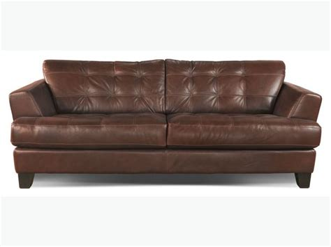 cindy crawford couch the brick gorgeous genuine leather cindy crawford sofa from the