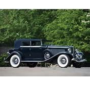 Auburn Twelve Phaeton Sedan 12 165 1933–1934 Pictures