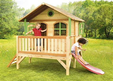Terrasse Auf Stelzen Bauen 2214 by Kinder Spielhaus Flaches Podest Kinderspielhaus