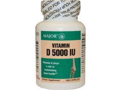 Vitamin D Generik generic items otc major pharma vitamin d 5000iu 100 capsules by major pharmaceutical