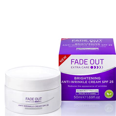 Kannaway Anti Aging Herbal Detox Support by Fade Out Care Brightening Anti Wrinkle Spf 25