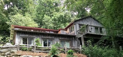Asheville Mountain Cabin Rentals by Asheville Vacation Rental Cabin The Barn At Mountain