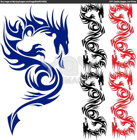 chinese dragon tattoos designs tribal design www pixshark images