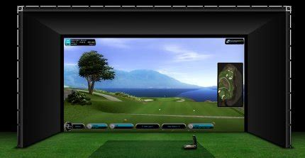full swing golf simulator price golf simulator reviews trugolf foresight gc2 visual sports vg9