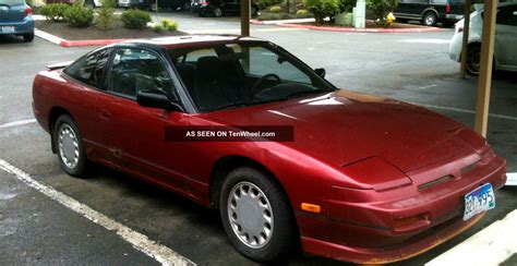 nissan 240sx hatchback 1989 nissan 240sx se hatchback 2 door 2 4l