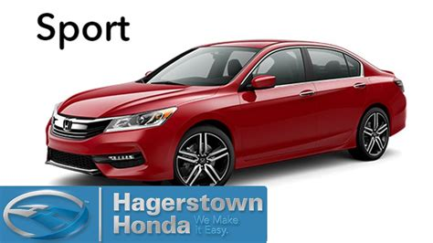 honda accord colors 2016 honda accord sport colors hagerstown honda