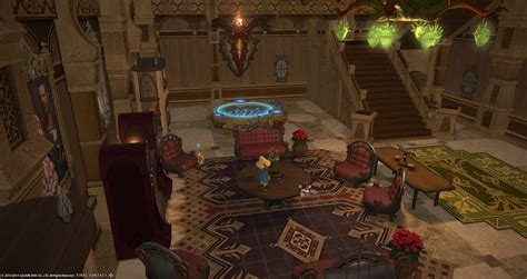 carbuncle rug ffxiv a tank and a healer our goblet house 2 2