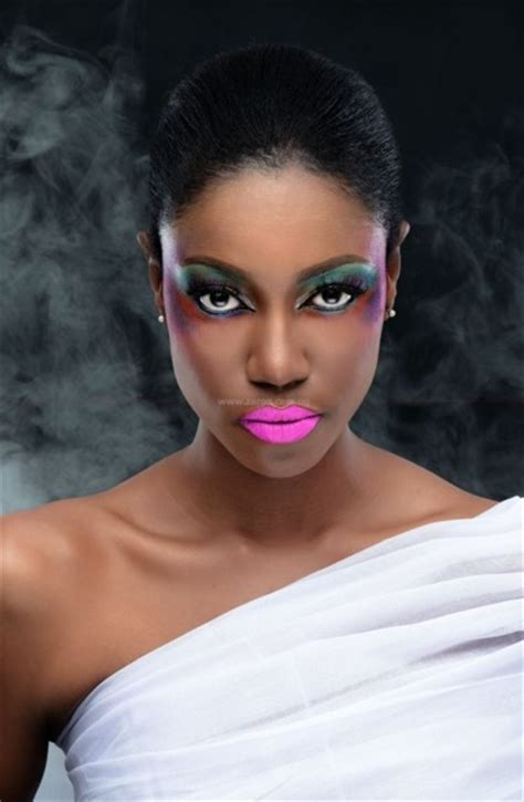 actress ynovnne nelson with bob hair scary beauty see yvonne nelson 226 s new photos for zaron