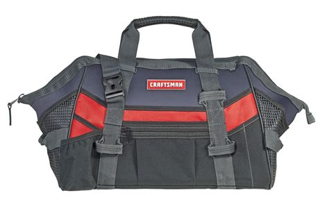craftsman large tool bag 20 inch tools tool