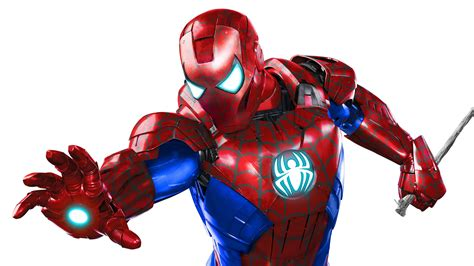 iron spider man suit hd superheroes wallpapers
