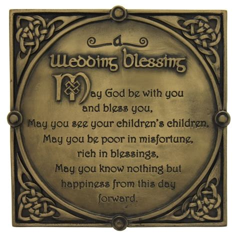 Wedding Blessing Catholic by Wedding Blessing Wall Plaque The Catholic Company