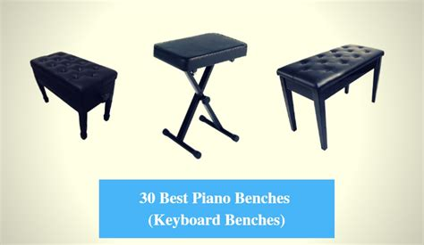 best piano bench 30 best piano bench reviews 2018 best keyboard bench cmuse