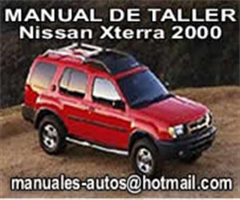 automotive repair manual 2000 nissan xterra electronic toll collection xterra 2000 manual de taller y reparacion