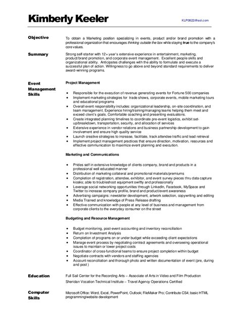 Brand Ambassador Resume Cover Letter Brand Rep Contract Template
