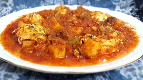 cuisine tunisienne recette recette chakchouka tunisienne وصفة سهلة لعمل الشكشوكة