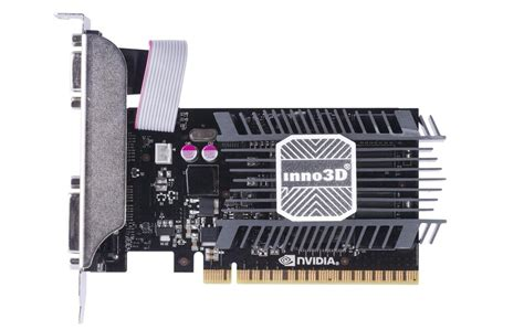 Gaming Vga Card Nvidia Geforce Gt210 1 Gb Ddr2 64 Bit Grsn 1 Thn inno3d geforce gt 730 1gb geforce gt 730 1gb gddr3 gt