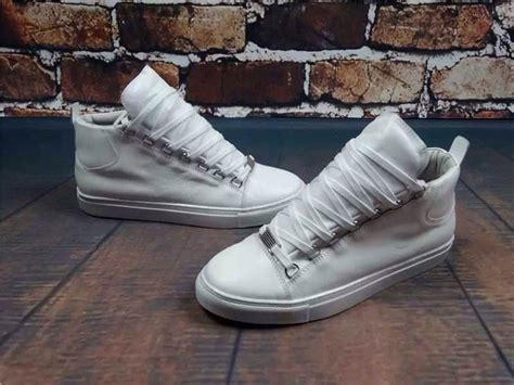 Sepatu Boots Tinggi Pria panas bl sepatu pria tingkat tinggi sepatu olahraga barat mode sepatu kasual 100 sepatu