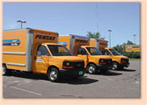eau claire moving truck rentals   express rental