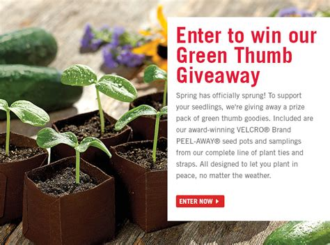 growing a green thumb books green thumb giveaway kicks