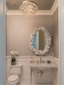 Powder Room Color Ideas Powder Room Ideas I Love The Wainscoting Wall Paper And