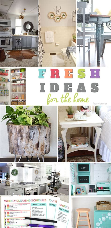fresh home ideas fresh ideas for your home i m lovin it tidymom