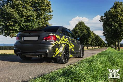 Bmw 1er Coupe Design by Bmw 1er M Coupe Mtchbx Design Premium Wrapping