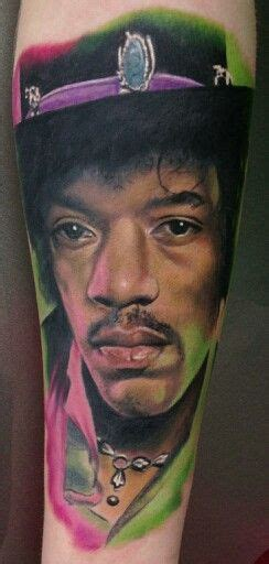 35 attractive jimi hendrix tattoos 264 best images about cool tatts on cool