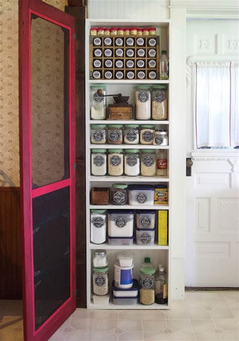 ten pantries  farmhouse style  inspired hive