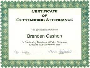 certificates of attendance templates attendance certificate template free new