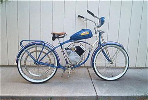 vintage schwinn whizzer 1950s motorbike bicycle paint restoration stencil set