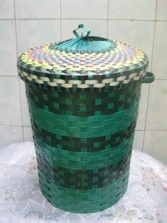 Keranjang Anyaman tas anyaman plastik