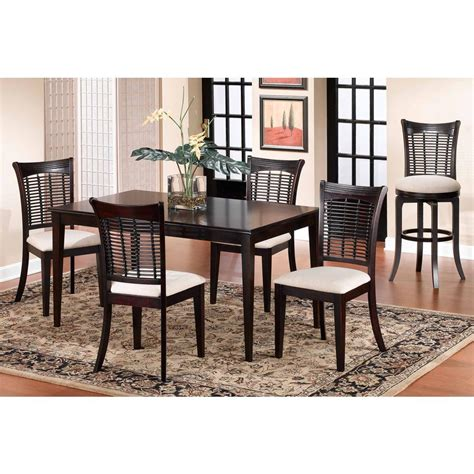 Hillsdale Dining Chairs Hillsdale Furniture Bayberry Cherry Dining Chair Set Of 2 4783 802 The Home Depot