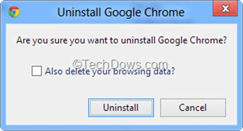 google themes uninstall uninstalling google chrome in windows 8 not so easy
