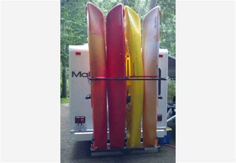 welcome to rvkayakracks the vertical rv kayak