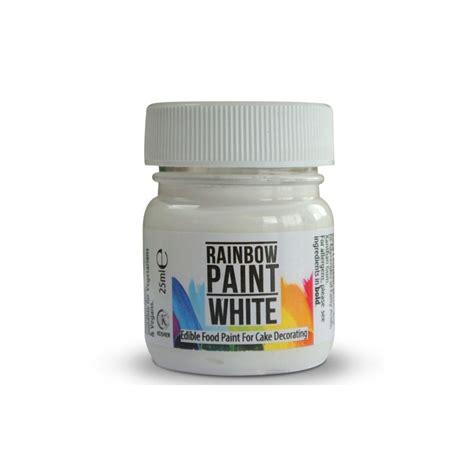 vernice alimentare pittura alimentare 25ml rainbow dust