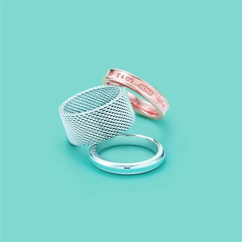 17 Best ideas about Tiffany Rings on Pinterest   Pink