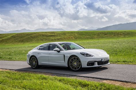 Porsche Porsche Panamera 2017 Porsche Panamera Drive Review Motor Trend
