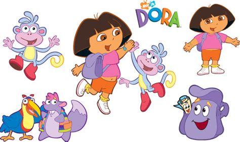 Dora Kleurplaat Nickelodeon Kleurplaten The Explorer Coloring Page
