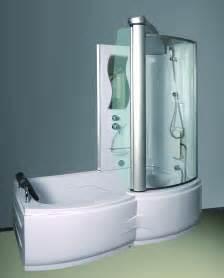 dusch badewannenkombination badewanne mit duschzone eckig gispatcher