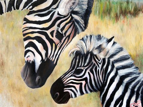 oil paintings printing for sale zebra canvas prints modern zebras print of original oil painting by lindsey african
