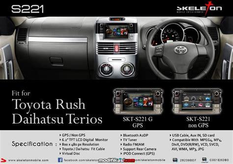 Tv Mobil Innova Fortuner Etios Hd Play Usb M Limited 1 baru unit semua mobil terlengkap dari skeleton