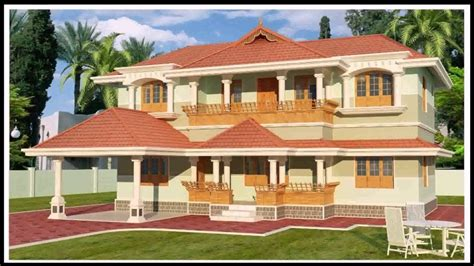 house elevation designs kerala style